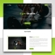 Gym Studio - Responsive Onepage Parallax HTML Template