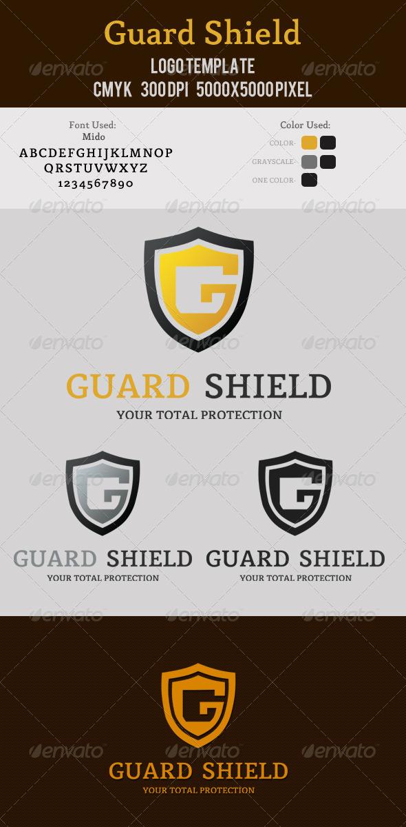 Guard Shield Logo  - Symbols Logo Templates