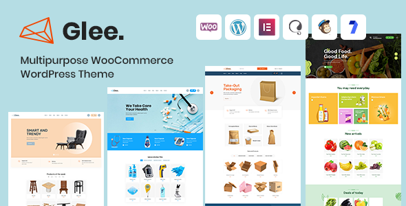 Glee – Multipurpose WooCommerce WordPress Theme + RTL
