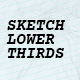Sketch Lower Thirds - VideoHive Item for Sale