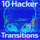 Hacker Tratsitions - VideoHive Item for Sale