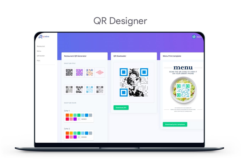 QR Menu Maker - SaaS - Contactless qr restaurant menus - 11
