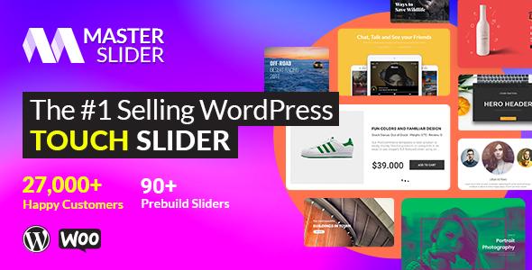 Master Slider - Touch Layer Slider WordPress Plugin Nulled