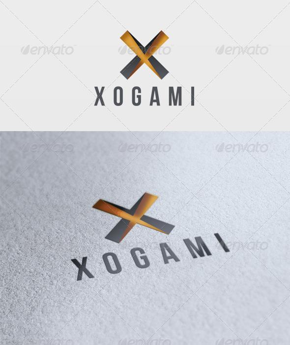 Xogami Logo - Letters Logo Templates