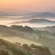 Rolling hill Landscape in Tuscany - PhotoDune Item for Sale