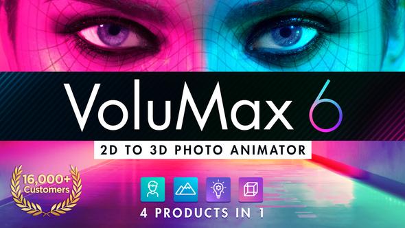 VoluMax - 3D Photo Animator