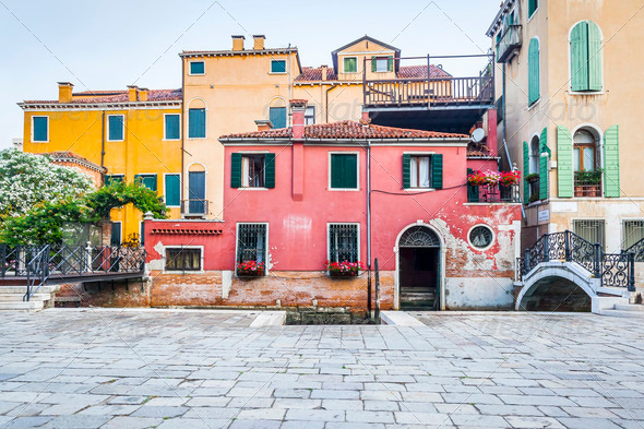 Venice Italy - Stock Photo - Images