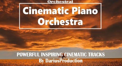 Cinematic Piano Orchestra