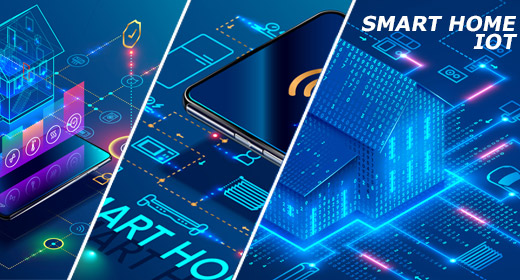 Smart Home and Internet of Things IOT