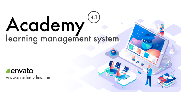 Academy Learning Management System Nulled
