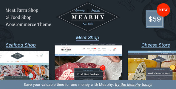 Meabhy - Meat Farm & Food Shop