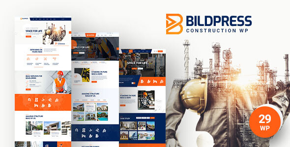 BildPress – Construction WordPress Theme