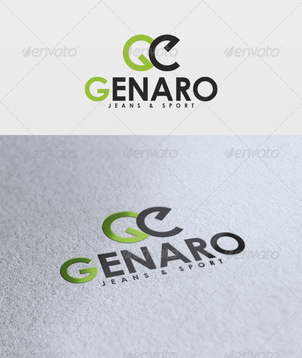German Logo - Letters Logo Templates