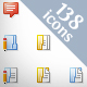 Sonata mini icons (138 icons) - GraphicRiver Item for Sale