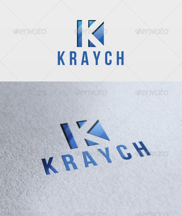 Kraych Logo - Letters Logo Templates