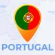Portugal Map - Portuguese Republic Travel Map