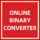 Online Binary Converter Tools Full Production Ready Application (Angular 9)
