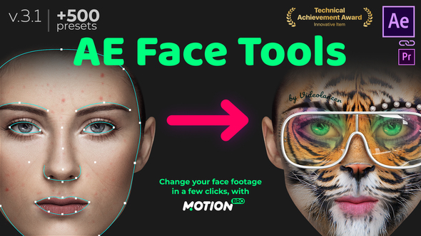 AE Face Tools