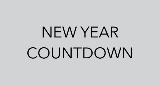 New Year Countdown Collection