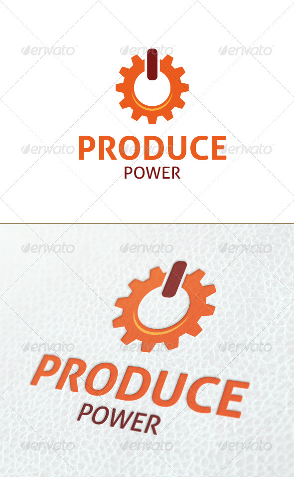 Produce Power - Symbols Logo Templates