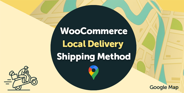 WooCommerce Local Delivery Shipping