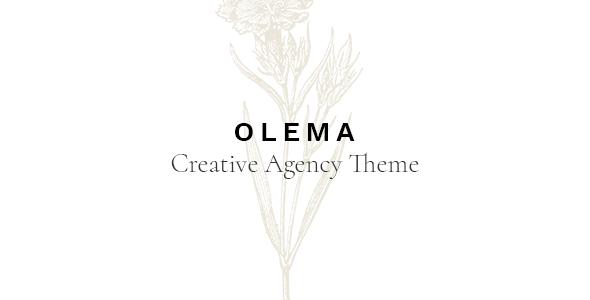 Olema - Creative Agency Theme