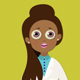 Cartoon Female Doctor - VideoHive Item for Sale