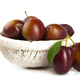 Plums in a basket - PhotoDune Item for Sale
