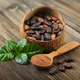 Cocoa powder and cocoa beans - PhotoDune Item for Sale