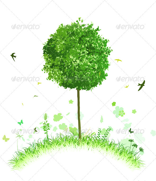 Ecology concept - Nature Conceptual