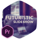 Futuristic Slideshow For Premiere Pro - VideoHive Item for Sale