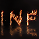 Inferno - Animated Fire Typeface - VideoHive Item for Sale