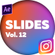 Instagram Stories Slides Vol. 12 - VideoHive Item for Sale