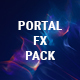 Fire Flower Portal Fx Pack - VideoHive Item for Sale