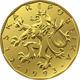 Vector Gold Money Twenty Czech Crones Coin - GraphicRiver Item for Sale