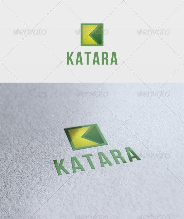 Katara Logo - Letters Logo Templates