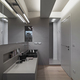 Modern Bathroom Interior with Parquet Floor - PhotoDune Item for Sale