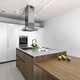Modern Kitchen Interior with Island Kitchen - PhotoDune Item for Sale