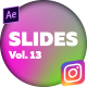Instagram Stories Slides Vol. 13 - VideoHive Item for Sale
