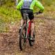 dirty man cyclist riding mountain bike - PhotoDune Item for Sale