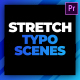 Stretch Typography - VideoHive Item for Sale