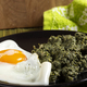 Nettle stew with a fried egg - PhotoDune Item for Sale