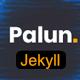 Palun - Portfolio Jekyll Theme