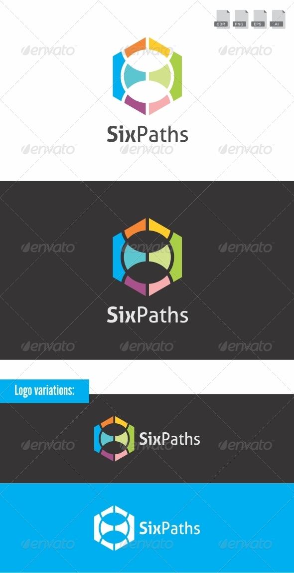 Sixpaths - Symbols Logo Templates