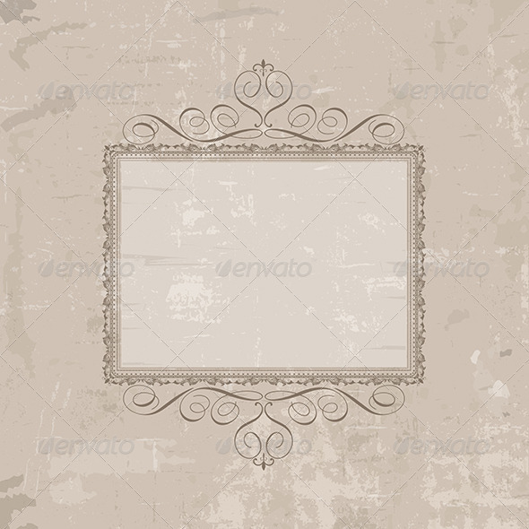 Vintage grunge background - Backgrounds Decorative