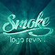 Smoke logo reveal - VideoHive Item for Sale