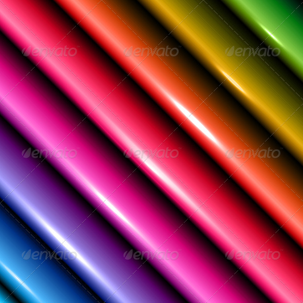 Rainbow abstract - Backgrounds Decorative