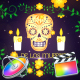 Dia De Los Muertos Opener  - Apple Motion - VideoHive Item for Sale