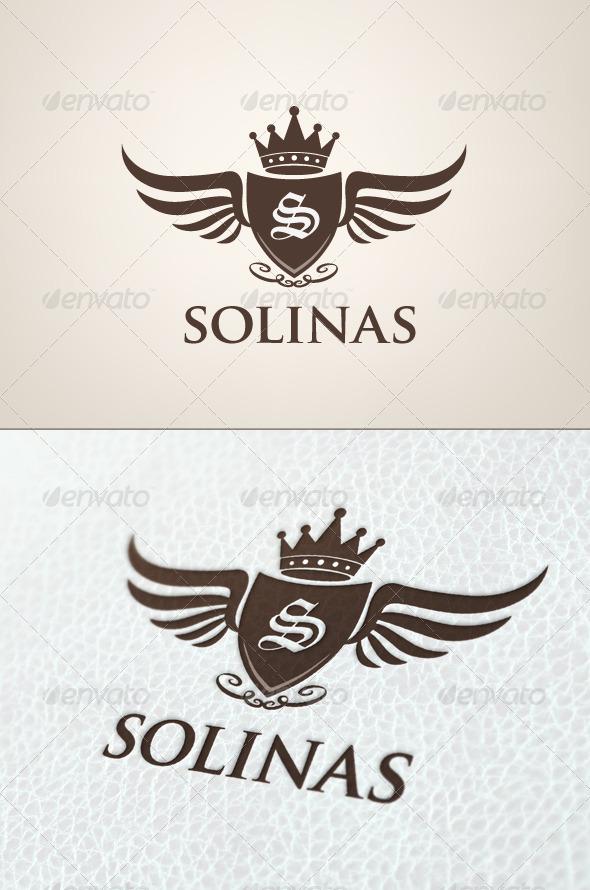 Solinas Logo Template - Crests Logo Templates