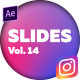 Instagram Stories Slides Vol. 14 - VideoHive Item for Sale